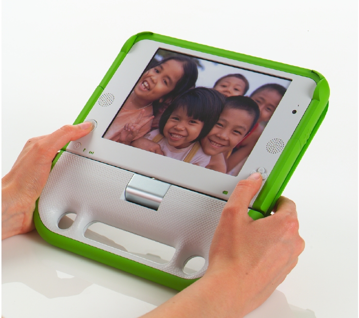 OLPC Laptop video